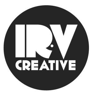 IRV Logo - black